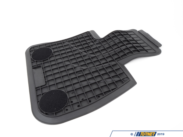 T#217196 - 51472365855 - Genuine Bmw Floor Mats, All-weather, Fro - 51472365855 - Genuine BMW -