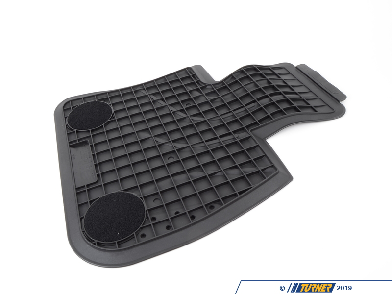 51472365855 Genuine Bmw Floor Mats All Weather Fro