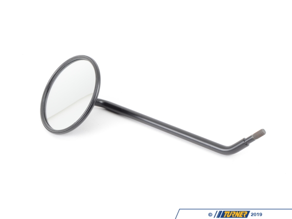 T#81484 - 51161236026 - Genuine BMW Mirror Right Mattschwarz - 51161236026 - Genuine BMW -