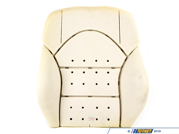 T#122113 - 52102695383 - Genuine BMW Backrest Upholstery - 52102695383 - E46,E46 M3 - Genuine BMW -