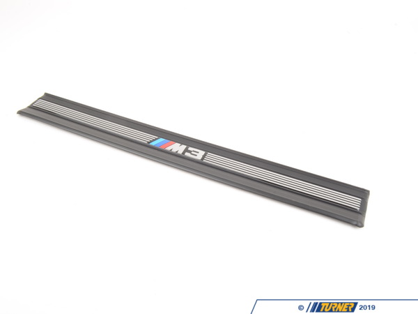 T#21953 - 51472264043 - Genuine BMW Sill Strip Front Anthrazit M3 - 51472264043 - E36 - Genuine BMW -