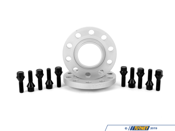 H&R H&R 15mm Wheel Spacers with Extended Bolts - E70 X5M, E71, F02, F10, F13, F25 3075725-14125