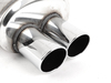 T#343 - TMS343 - E85/E86 Z4 M Supersprint Performance Mufflers (Left & Right Set) - Supersprint - BMW
