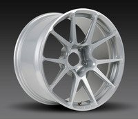 F8X M3/M4, F87 M2 Forgeline GS1R 18x10 Square Race/Track Wheel Set