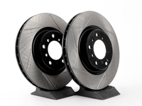 Gas-Slotted Brake Rotors (Pair) - Front - E46 M3
