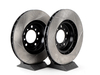 T#1391 - TMS1391 - Gas-Slotted Brake Rotors (Pair) - Front - E46 M3 - StopTech - BMW