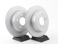 Rear Brake Rotors - E9X 325Xi/328Xi 2006-later