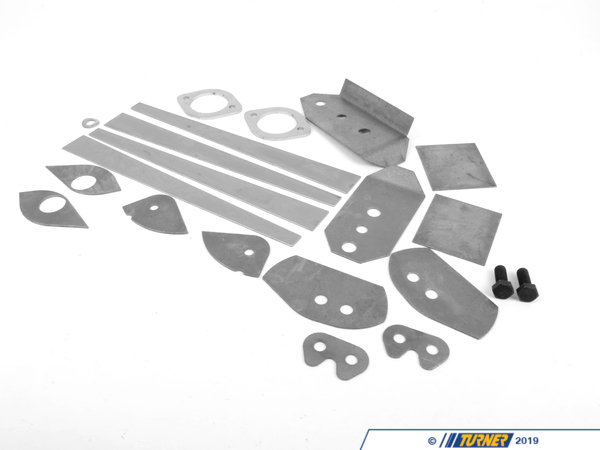 T#189820 - T46REINF-M3 - E46 M3 Complete Turner Motorsport Reinforcement Package - Turner Motorsport - BMW