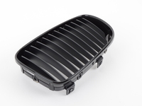 Genuine BMW Black Center Grills - E82/E88 1 Series