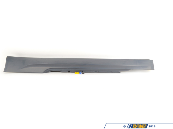 T#120029 - 51777899545 - Genuine BMW Door Sill Cover, Primed Left M - 51777899545 - E63,E63 M6 - Genuine BMW -