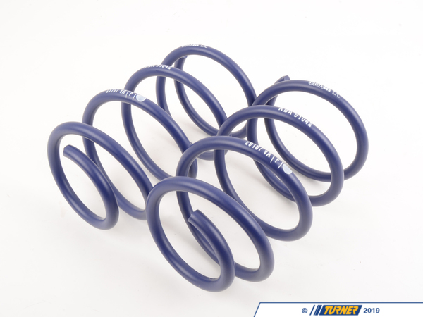 T#5394 - E90XI-SPSUSP - E90 325Xi/328Xi/330Xi/335Xi Sedan H&R/Bilstein Sport Suspension Package - Packaged by Turner - BMW