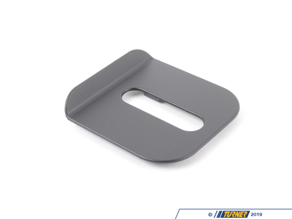 T#115689 - 51498259851 - Genuine BMW Cover, Catch Bracket Schwarz - 51498259851 - E46,E83 - Genuine BMW -