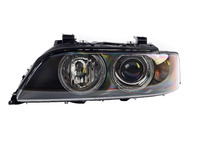 OEM Hella Headlight - Clear Parking Light - Left - E39 525i, 530i 540i M5 2001-2003