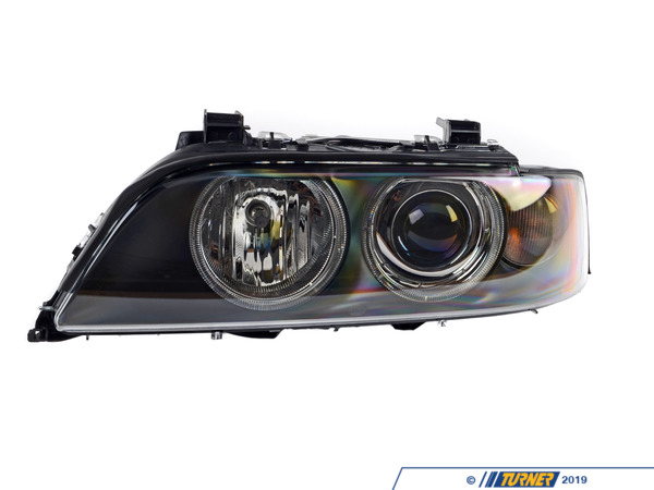 T#18843 - 63126902517 - Headlight - Clear Parking Light - Left - E39 525i, 530i 540i M5 2001-2003 - Hella - BMW