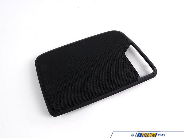 T#109732 - 51468243679 - Genuine BMW Cover, Loudspeaker Left Anthrazit - 51468243679 - E46 - Genuine BMW -