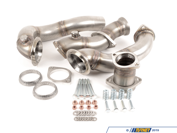 982011kt E89 Z4 35i 35is Supersprint Racing Downpipes