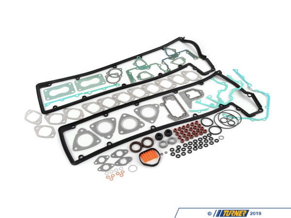T#31671 - 11129068137 - Genuine BMW Gasket Set Cylinder Head Asbestos Free - 11129068137 - E38 - Genuine BMW Gasket Set Cylinder Head Asbestos Free - This item fits the following BMW Chassis:E38Fits BMW Engines including:M73,M73N - Genuine BMW -