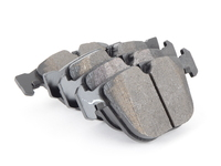 Rear HPS 5.0 Performance Brake Pad Set