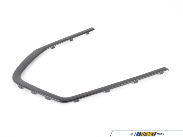 T#95307 - 51377248147 - Genuine BMW Finisher, Side Window, Rear Left - 51377248147 - F25 - Genuine BMW -
