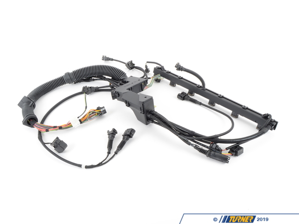 Genuine BMW Genuine BMW Engine Wiring Harness, Engine Module - 12511439991 - E46 12511439991