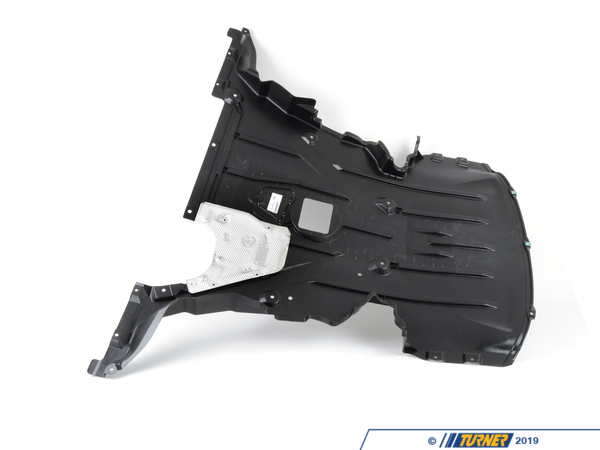 T#119277 - 51757166252 - Genuine BMW Underhood Shield - 51757166252 - Genuine BMW -