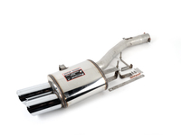 F10 550i Supersprint Right Performance Muffler (2x90mm Tips)