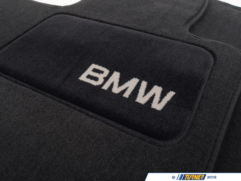 T#24845 - 82110439409 - Genuine BMW Carpet Floor Mats / Set Of 4 - 82110439409 - Genuine BMW -