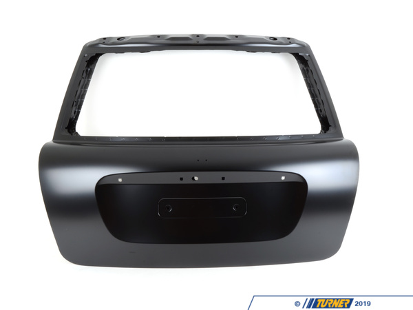 T#68331 - 41002752015 - Genuine MINI Trunk Lid - 41002752015 - Genuine Mini -