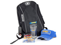 Turner Loaded Backpack Gift Package