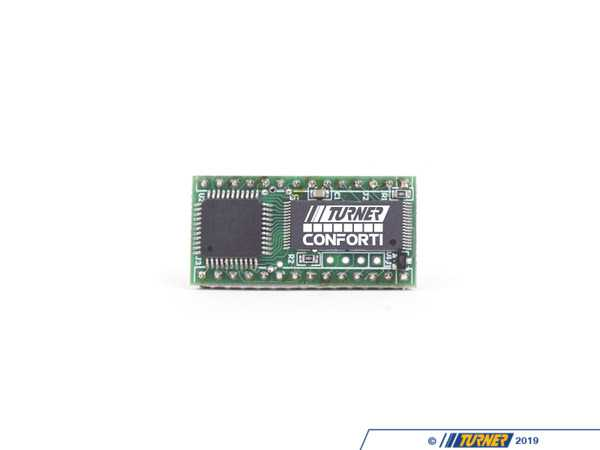 T#386628 - 4040-8010 - E31 840ci Turner Motorsport Conforti Performance Chip - 4040-8010 - Turner Conforti Performance Chips - BMW