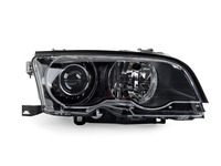 OEM Hella Bi-xenon Headlight - Right -- E46 3 Series (09/2001-03/2003)