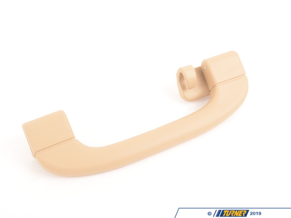 T#86277 - 51168245914 - Genuine BMW Handle, Rear Right - Its Hellbeige - 51168245914 - E39 - Genuine BMW -