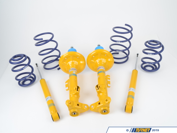 T#1313 - P-29970 - E36 318ti/Compact Bilstein/H&R Sport Suspension Package - Packaged by Turner - BMW