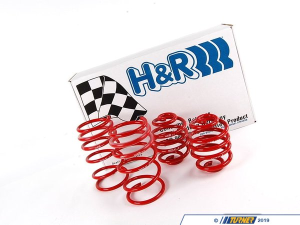 T#4108 - 29520 - H&R Sport Spring Set - Z3 M Coupe/Roadster - H&R - BMW