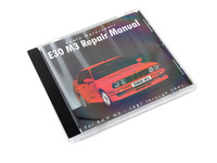 E30 M3 CD-ROM Repair Manual