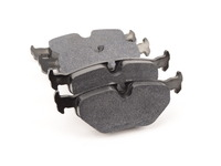 Hawk DTC-70 Race Brake Pads - Rear - E30 M3, E36 all, E36 M3, E39 (not M5), E46 (not 330/M3), Z3 all, MZ3, Z4 2.5/3.0 (incl 3.0si)