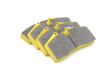 StopTech Calipers ST40 ST45 - Race Brake Pad Set - Pagid RS19 Yellow