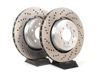 Front Brake Rotors - MZ4 M Roadster / M Coupe (Pair)