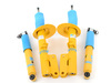 T#5244 - E53X5HDSET - Bilstein B6 Performance Shock & Strut Set - E53 X5 3.0i, 4.4i, 4.6is 4.8is 2000-2006 - Bilstein - BMW