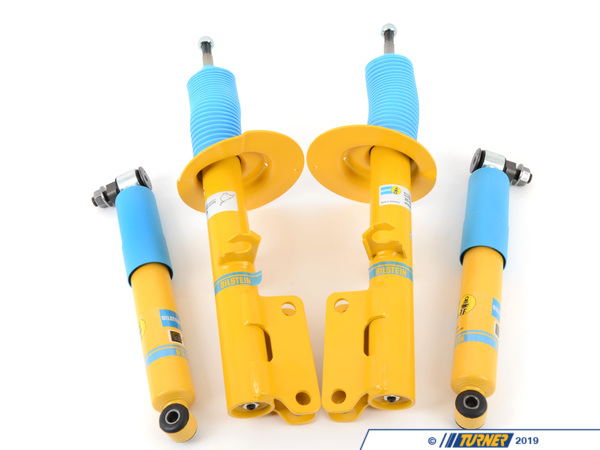 T#5244 - E53X5HDSET - X5 Bilstein HD Shocks - E53 X5 3.0i, 4.4i, 4.6is 4.8is 2000-2006 - Bilstein - BMW