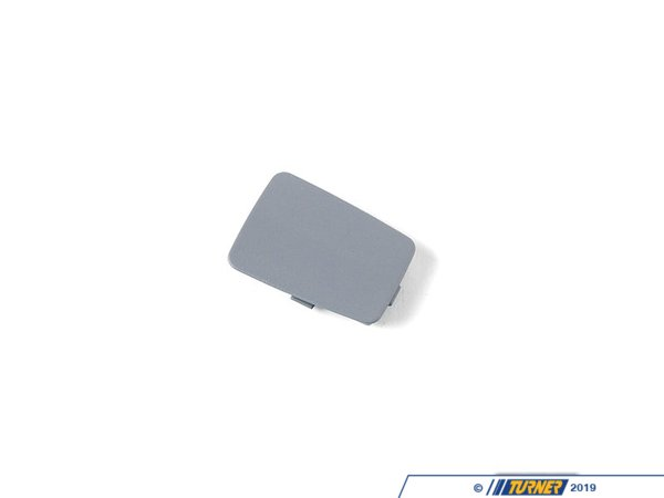 T#101077 - 51428224415 - Genuine BMW Cover Grau - 51428224415 - E46 - Genuine BMW -