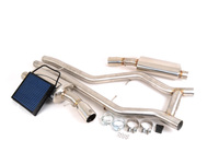AFE Exhaust - Cat-Back - E9x 335i 07-10 with Polished Tips