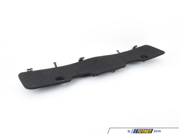 T#115646 - 51498216745 - Genuine BMW Trim Panel Tool Box Schwarz - 51498216745 - E39 - Genuine BMW -