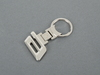 T#5278 - 80272287780 - Genuine BMW Key Ring - 6 Series - Genuine BMW - BMW