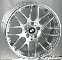 E46 M3, Z4 M Genuine BMW Competition Package 19-inch Wheel Set