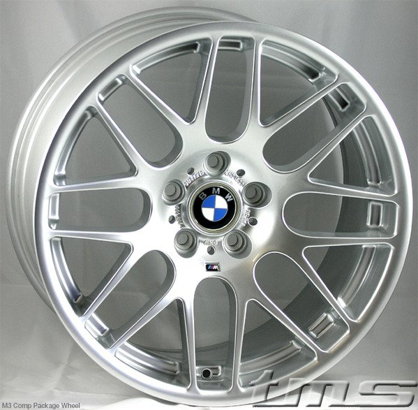 E46 M3, Z4 M Genuine BMW Competition