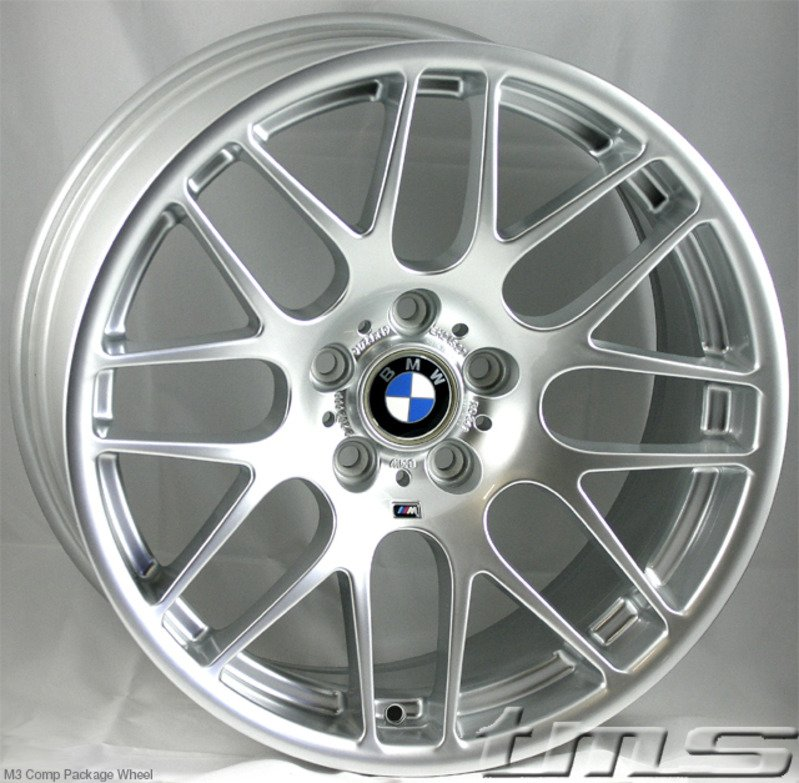 M3compwheels E46 M3 Z4 M Genuine Bmw Competition