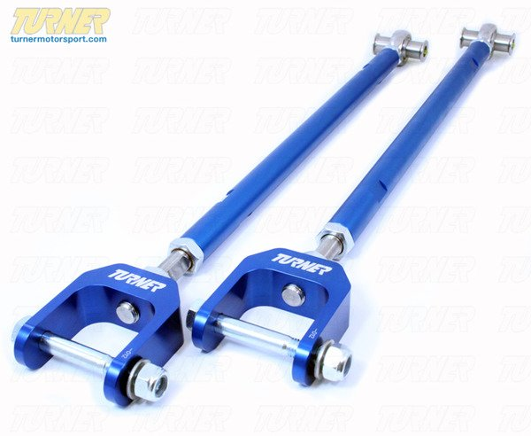 T#340474 - TSU9940X - Turner Motorsport Street/Track Rear Adjustable Camber Arms (Pair) - E36, E46, E85 - Turner Motorsport - BMW