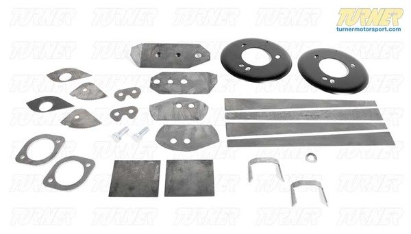 T#1372 - T46REINF - E46 Complete Turner Motorsport Reinforcement Package - Turner Motorsport - BMW