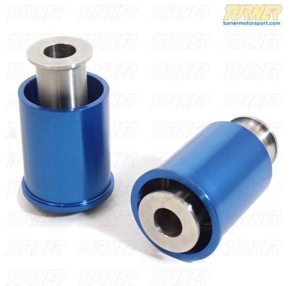 T#3580 - TSU9980006 - Rear Control Arm Upper Inner Bushing Set - Turner Race Monoball - E36/E46/X3/Z4 - Turner Motorsport - BMW